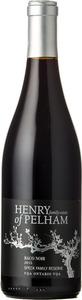 Henry Of Pelham Speck Family Reserve Baco Noir 2015, VQA Ontario Bottle