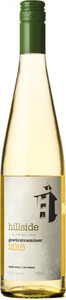 Hillside Gewurztraminer 2015, BC VQA Okanagan Valley Bottle