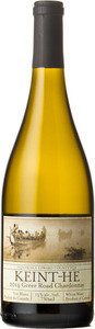 Keint He Greer Road Chardonnay 2014,  VQA Prince Edward County Bottle