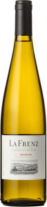 La Frenz Riesling Freedom 75 Vineyard 2015, Okanagan Valley Bottle
