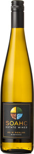 Soahc Estate Wines Riesling 2016, VQA Okanagan Valley Bottle