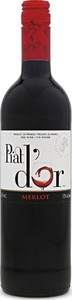 Piat D'or Merlot 2015, Vin De France Bottle