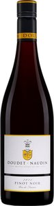 Doudet Naudin Pinot Noir 2015, Vin De France Bottle