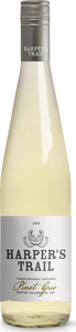 Harper's Trail Pinot Gris 2016, BC VQA Okanagan Valley Bottle