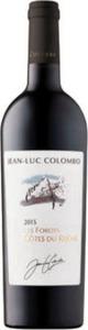 Jean Luc Colombo Les Forots Côtes Du Rhône 2015, Ac Bottle