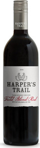 Harper's Trail Field Blend Red 2016, British Columbia Bottle