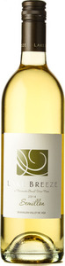 Lake Breeze Semillon 2014, BC VQA Okanagan Valley Bottle