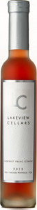 Lakeview Cabernet Franc Icewine 2013 (375ml) Bottle