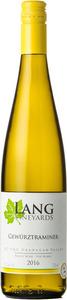 Lang Gewurztraminer Ltd Edition 2011, BC VQA Okanagan Valley Bottle