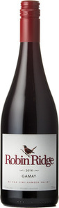 Robin Ridge Gamay Noir 2014, BC VQA Similkameen Valley Bottle