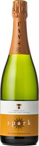 Tawse Spark Limestone Ridge Sparkling Riesling 2014, VQA Twenty Mile Bench Bottle