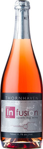Thornhaven Infusion Rosé Frizzante 2014 Bottle