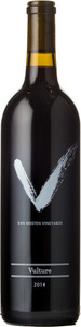 Van Westen Vulture 2013, Okanagan Valley Bottle