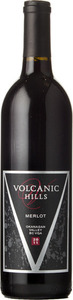 Volcanic Hills Merlot 2011, BC VQA Okanagan Valley Bottle