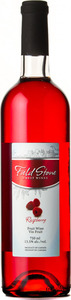 Field Stone N/V Raspberry Fruit Wine Bottle