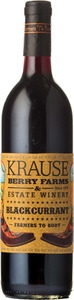 Krause Berry Farms Black Currant Bottle