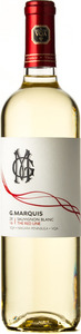 G.Marquis Sauvignon Blanc The Red Line 2016, Niagara Peninsula Bottle