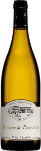 Domaine De Pisse Loup Petit Chablis 2015, Ac Bottle