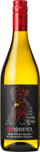 Red Rooster Pinot Blanc 2016 Bottle