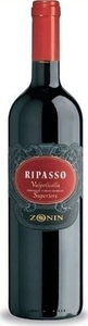 Zonin Ripasso Superiore 2015, Valpolicella Bottle