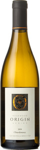 Rosewood Estates Origin Chardonnay 2014, VQA Niagara Peninsula Bottle