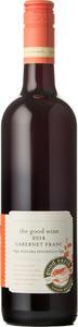 The Good Earth Cabernet Franc 2014, VQA Lincoln Lakeshore Bottle