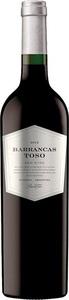 Pascual Toso Barrancas Toso 2014, Mendoza Bottle