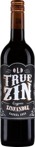 True Zin Zinfandel Organic Bottle