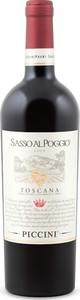 Piccini Sasso Al Poggio 2012, Igt Toscana Bottle