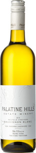 Palatine Hills Neufeld Vineyard Sauvignon Blanc 2015, VQA Niagara Lakeshore Bottle