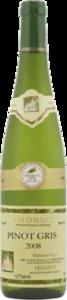 Kuhlmann Platz Pinot Gris 2015, Ac Alsace Bottle