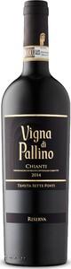 Vigna Di Pallino Riserva Chianti 2014, Docg Bottle