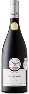 Fleur Du Palay Côtes Du Rhône 2015, Ap Bottle