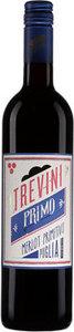 Trevini Primo Merlot   Primitivo 2015, Puglia Bottle