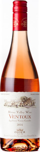 Ogier Ventoux Rosé 2016 Bottle