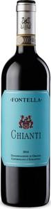 Fontella 2015, Chianti Bottle