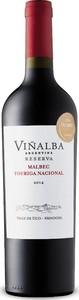 Viñalba Reserva Malbec/Touriga Nacional 2014, Uco Valley, Mendoza Bottle