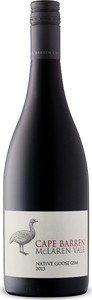 Cape Barren Native Goose G S M 2013, Mclaren Vale Bottle
