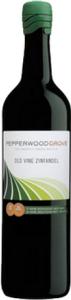 Pepperwood Grove Old Vine Zinfandel 2015, California Bottle