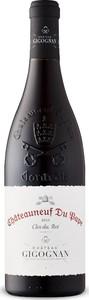 Château Gigognan Clos Du Roi Chateauneuf Du Pape 2013, Ac Bottle