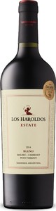 Los Haroldos Blend Malbec/Cabernet Sauvignon/Petit Verdot, Uco Valley Bottle