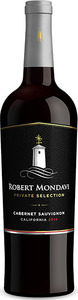 Robert Mondavi Private Selection Cabernet Sauvignon 2014, Central Coast Bottle