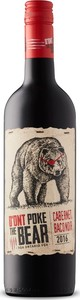 Don't Poke The Bear Red Cabernet Baco Noir 2016 Bottle