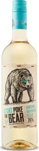 D'ont Poke The Bear White 2016 Bottle