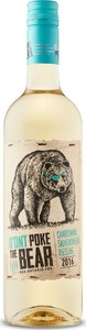 Don't Poke The Bear White 2016 Bottle