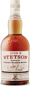 John B. Stetson Kentucky Straight Bourbon Whiskey (700ml) Bottle