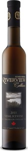 Riverview Cellars Vidal Icewine 2015, VQA Niagara On The Lake (375ml) Bottle