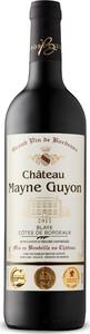 Château Mayne Guyon 2015, Blaye Ctes De Bordeaux Bottle