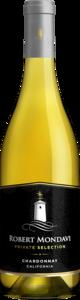 Robert Mondavi Private Selection Chardonnay 2015, California Bottle