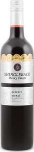 Shingleback Davey Estate Shiraz 2013, Mclaren Vale, South Australia Bottle